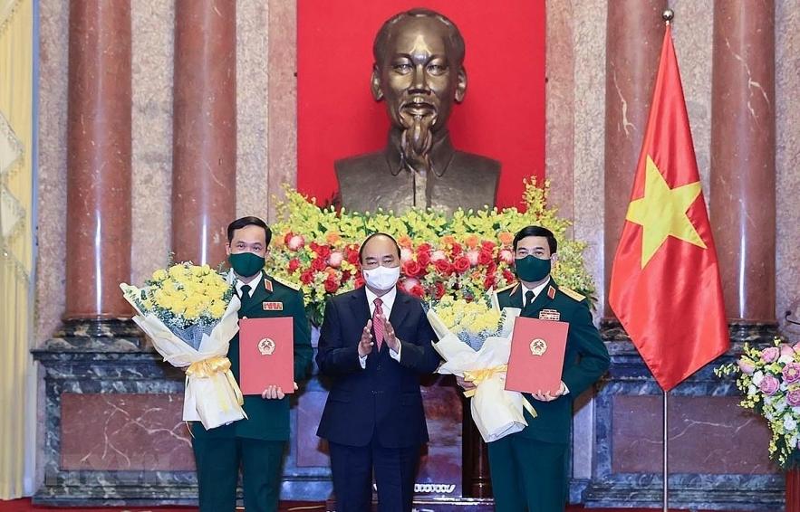 Vietnam Minister of National Defense Phan Van Giang: Biography & Working History