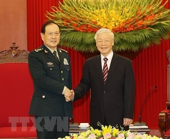 Cooperation between Vietnamese and Chinese armies expected to make new progress