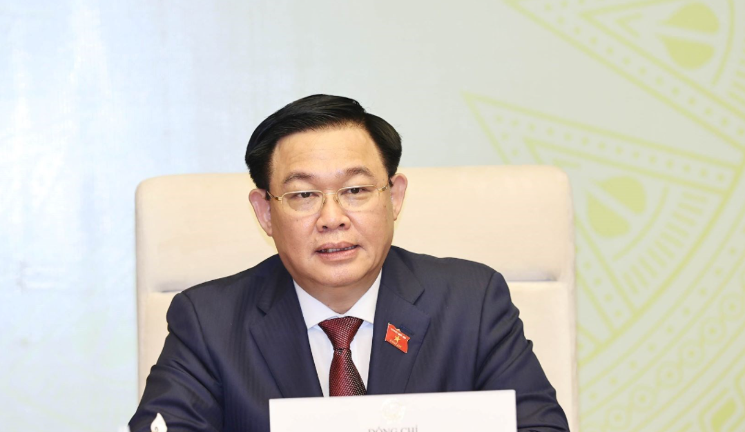 Vietnam National Assembly Chairman Vuong Dinh Hue: Biography, Positons and Working History