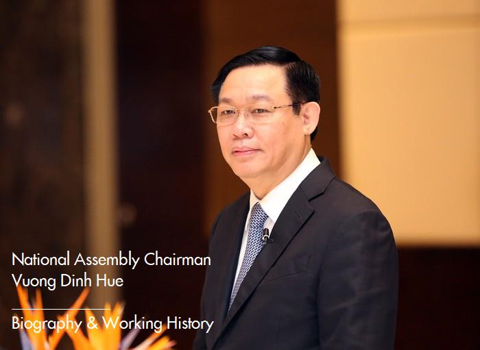 Vietnam National Assembly Chairman Vuong Dinh Hue: Biography & Career