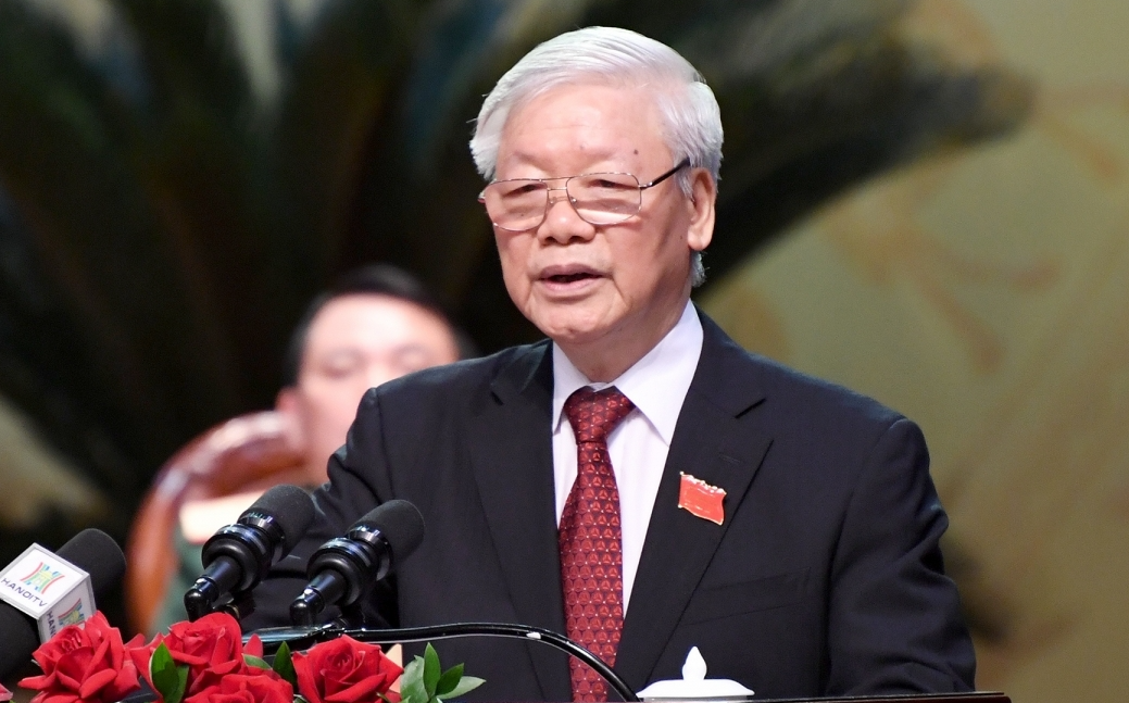 Biography of Vietnam General Secretary Nguyen Phu Trong: Positions and Working History