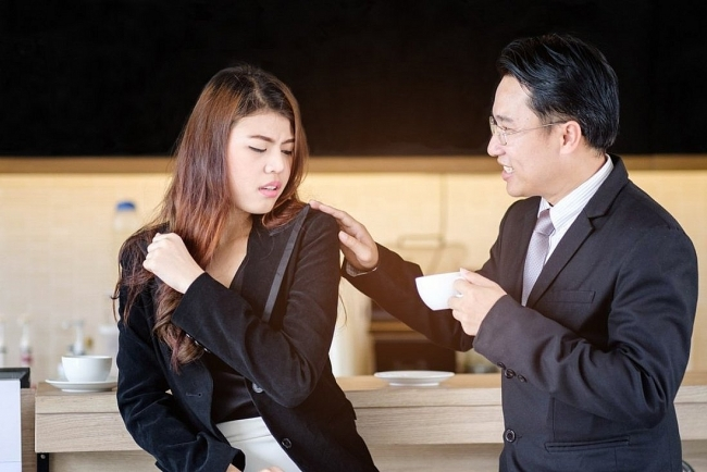 Speak up to stop sexual harassment in the workplace