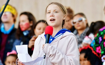greta thunberg launches child rights driven campaign to protect children from covid 19