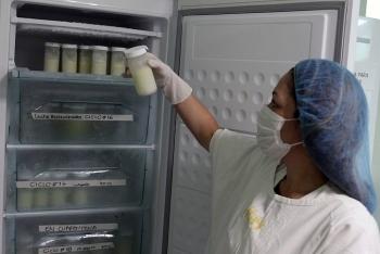coronavirus update covid 19 detected in breast milk annouced german researchers