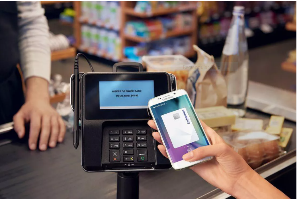 samsungs new debit cardmastercard branded links with samsung pay