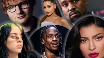 Kylie Jenner named the world's highest-paid celebrity of Forbes list 2020