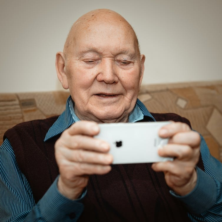 chat apps can ease social isolation for elderly people during coronavirus pandemic