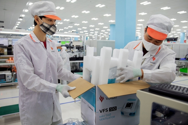 Bloomberg: Vietnam's Richest Man Has a Plan to Save the Virus-Stricken World