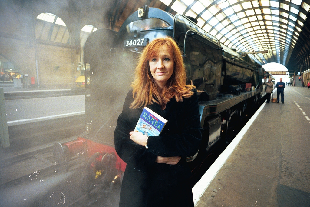 'Harry Potter' author JK Rowling says she is a survivor of abuse and sexual assault