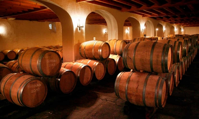 Tons of unsold French wine to be turned into hand-sanitizer