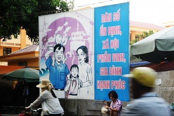 Vietnamese young people with mission of promoting journey of