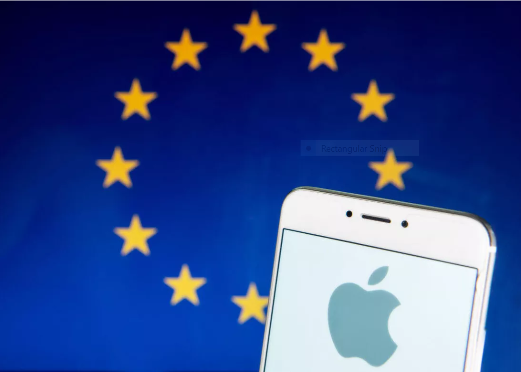 eu launches two antitrust investigations into apple pay app store
