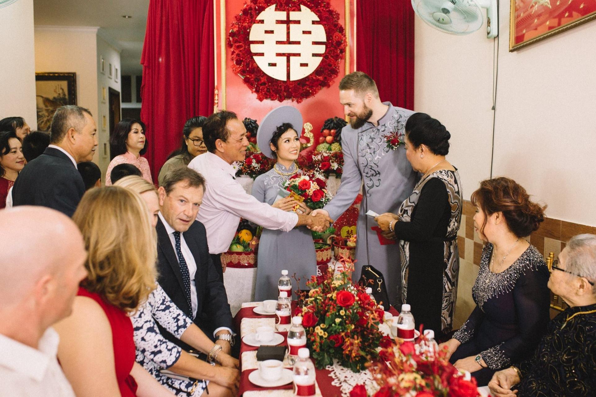 what do you know about vietnamese wedding ceremonies