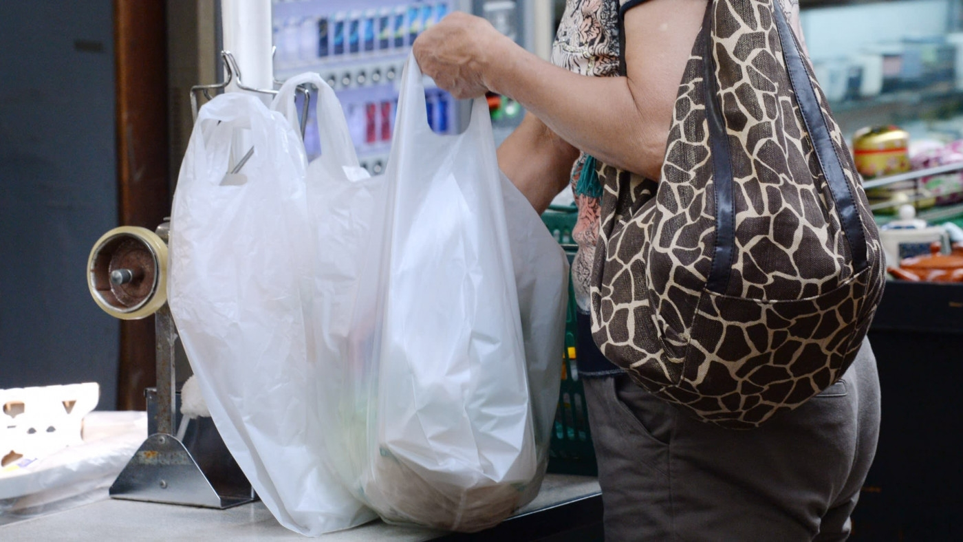 Japan: Mandatory charging for plastic shopping bags to reduce waste