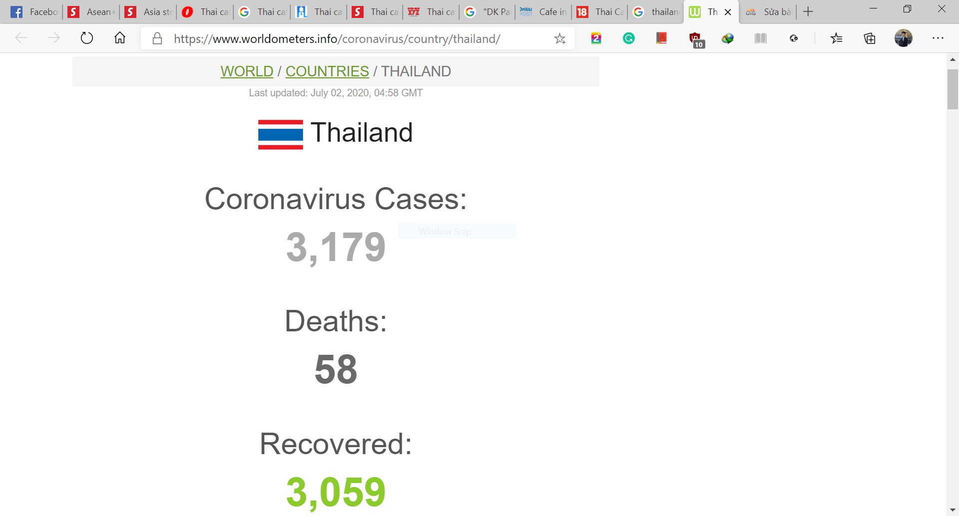 thailand a cafeteria files lawsuit against us government for allegedly spreading covid 19