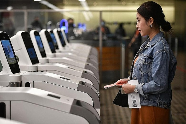 Singapore: Changi Airport boosts safety by implementing new contactless safety measures