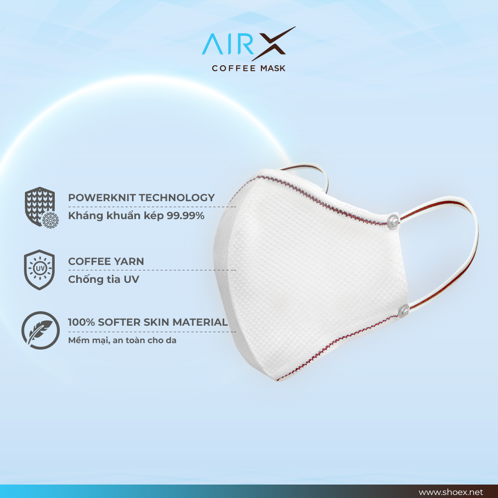 vietnamese company creates worlds first biodegradable coffee face mask named airx