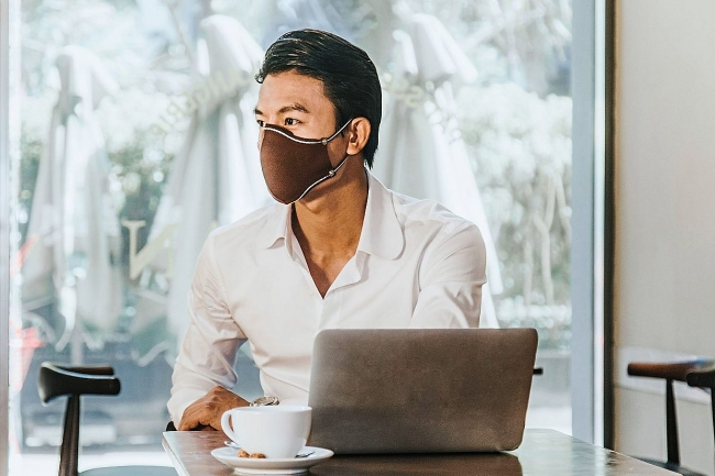 Vietnamese Company Creates World's First Biodegradable Coffee Face Mask Named AirX