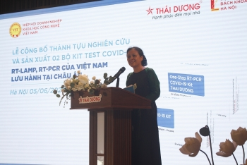 Vietnam Enterprise Science and Technology Association to donate 1,000 test kits worth US$42,000 to VUFO