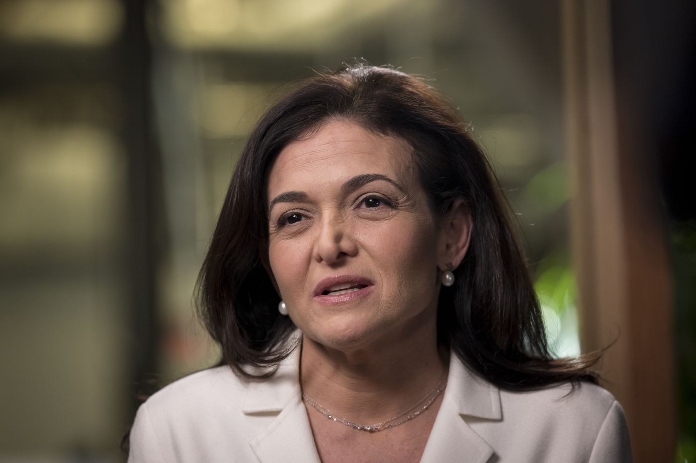 facebook coo says the largest social platform has to get better on hateful content