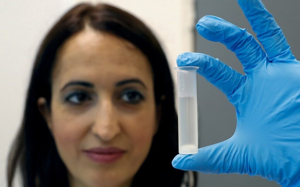 israeli scientists use waste to make hand sanitizer for fighting against coronavirus