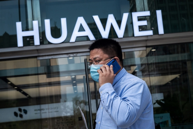 UK 5G network ban puts Britain in 'digital slow lane', says Huawei