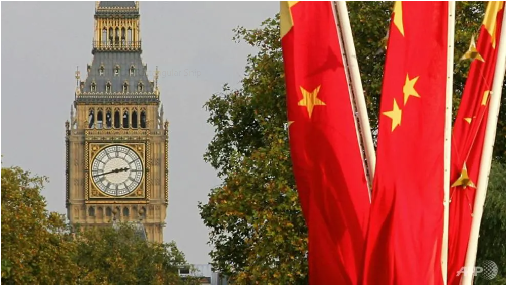 britain going down wrong path over hong kong says china