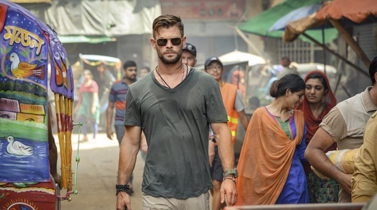 Chris hemsworth extraction