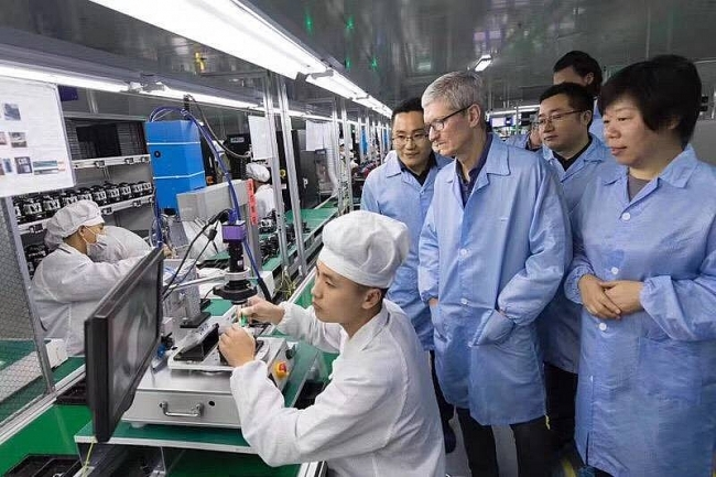 Apple's products to be made in Vietnam very soon