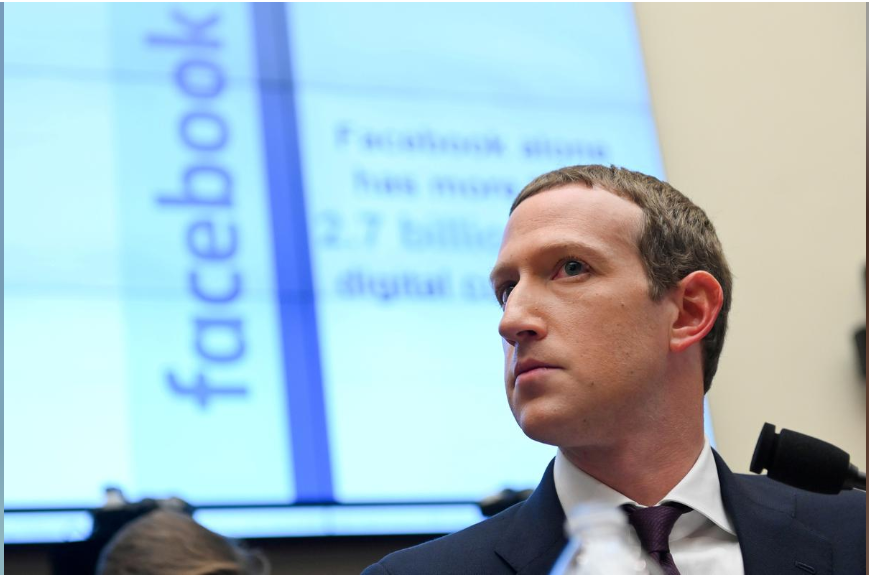 Zuckerberg to tell US Congress Facebook's success is patriotic