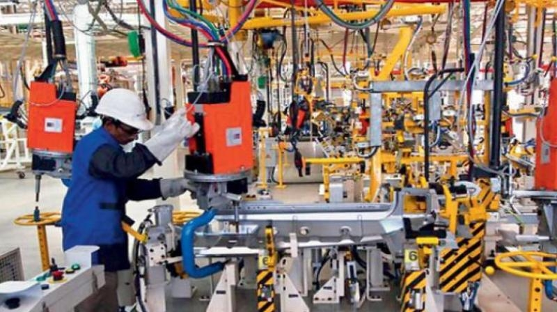 manufacturing down across south east asia showed survey