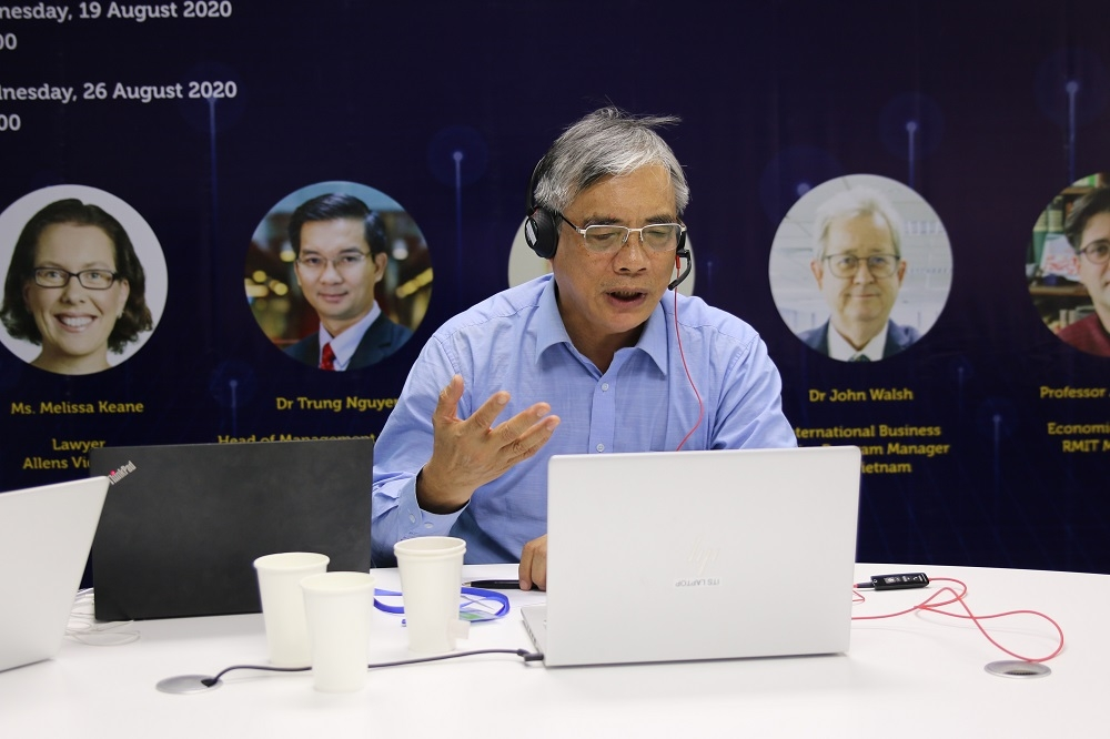 how can vietnamese firms adapt to the new normal of international business
