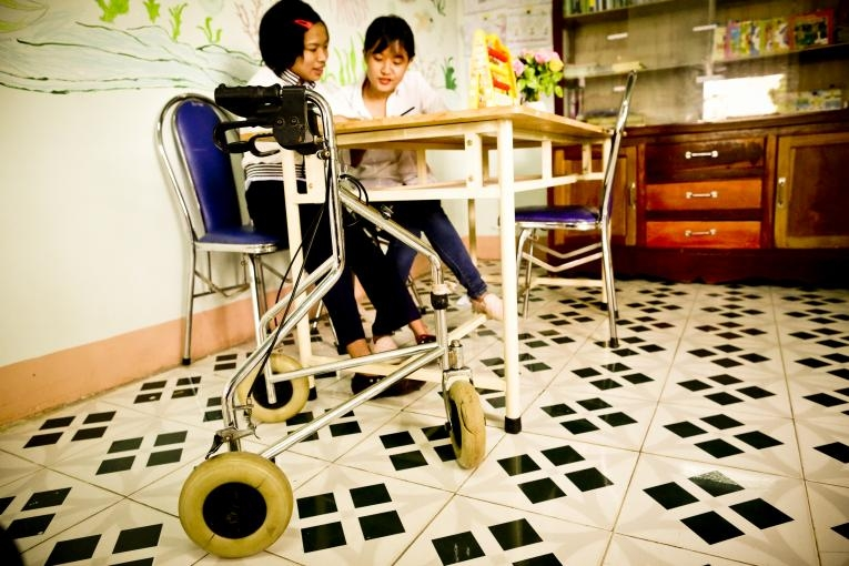 usaid to support persons with disabilities in vietnam