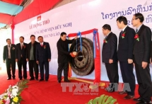 vietnam assists laos in upgrading healthcare system