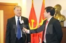 mexican labour party general secretary extends tet wishes to vietnamese