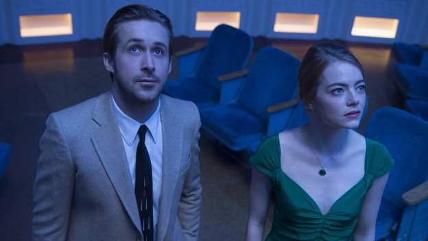'La La Land' leads all comers at Golden Globes