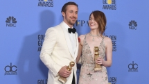 la la land leads all comers at golden globes