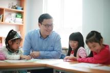 harvard trained vietnamese professor teaches kindergarten math in home country