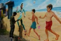 Australia-Vietnam art project decorates village