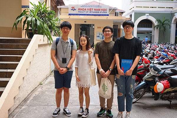 Top places for expats to learn Vietnamese in HCMC