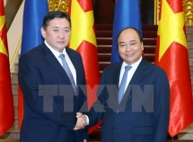 PM welcomes Mongolian Parliament Chairman