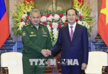 defence cooperation important to vietnam russia ties president