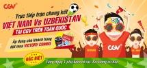 Live broadcast 2018 AFC U23 Championship Final at cinemas