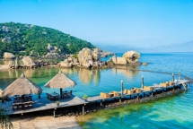 best places to see in cam ranh