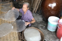 rice paper village keeps ancient craft alive