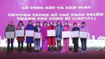 actionaid vietnam upgrades soc trangs primary school