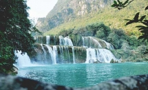 a journey to ban gioc waterfall