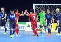 Vietnam enters Futsal World Cup
