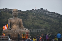 yen tu buddhist spring festival 2016 opens