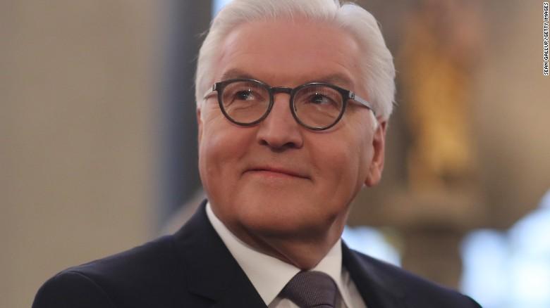 Germany choses Frank-Walter Steinmeier as new president